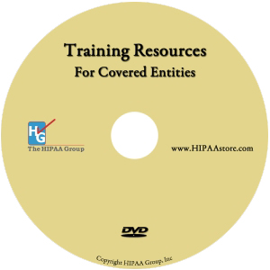 HIPAA Training DVD for Covered Entities